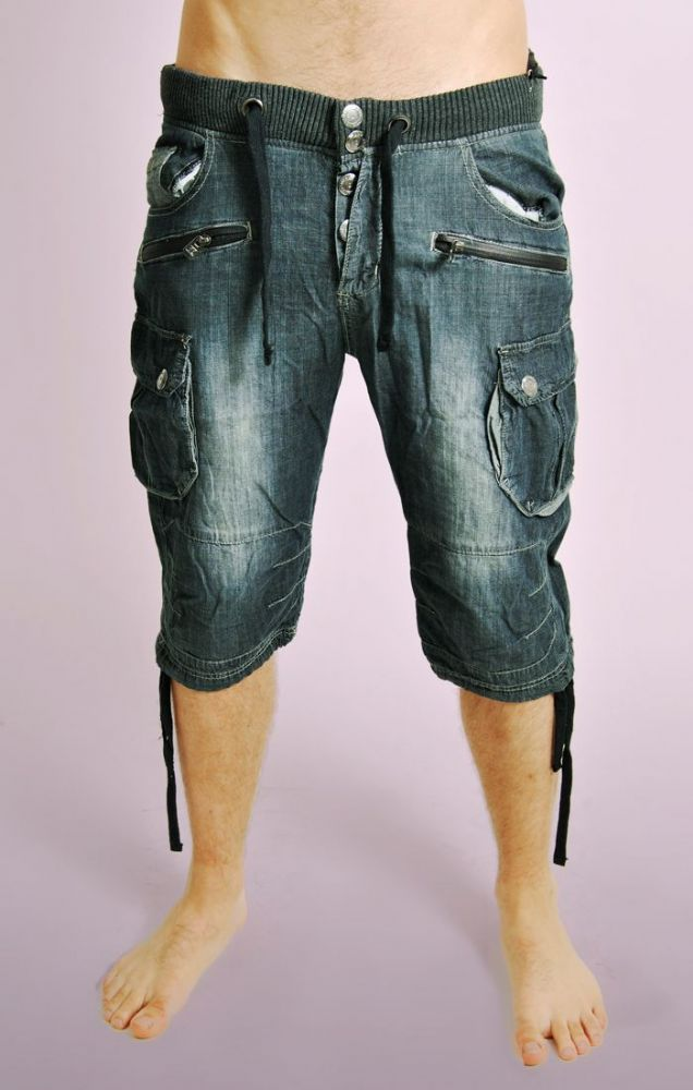 Beautiful Women39s Destroyed Denim Jogger Pants  EBay