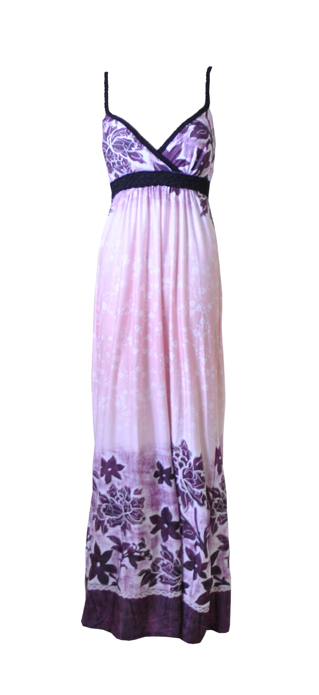 Images Of Ladies Floral Print Mai Dress