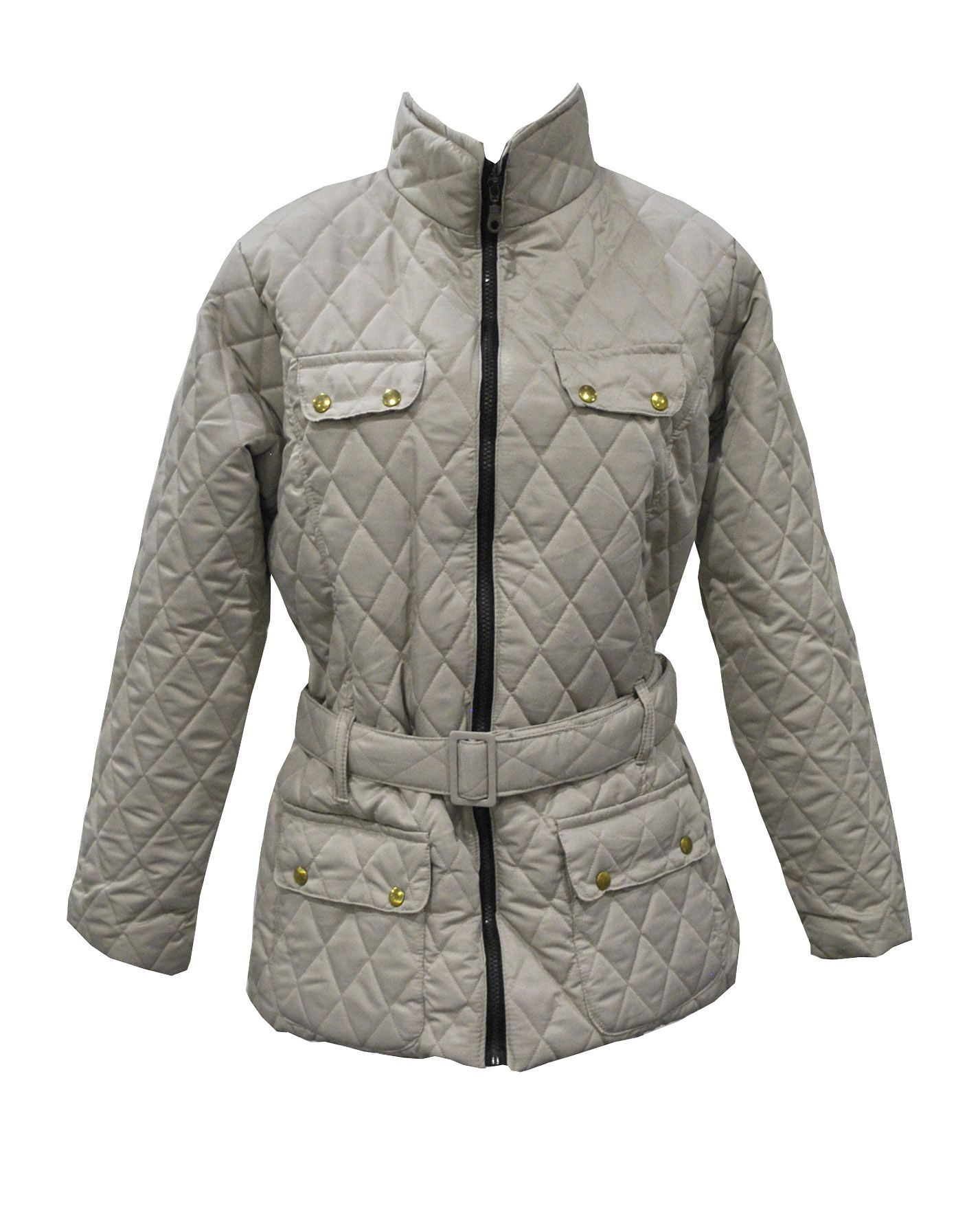 The key to styling your plus size quilted jacket without looking like a marshmallow is to keep the proportions balanced. Pair your puffer with skinny pants, a short, slim skirt or play up the sporty vibe by pairing it with jeans and sneakers.